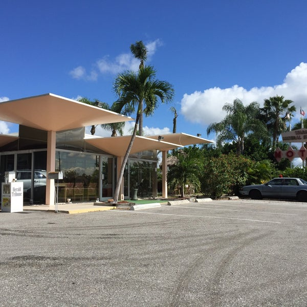 Photos At Warm Mineral Springs Motel North Port Fl