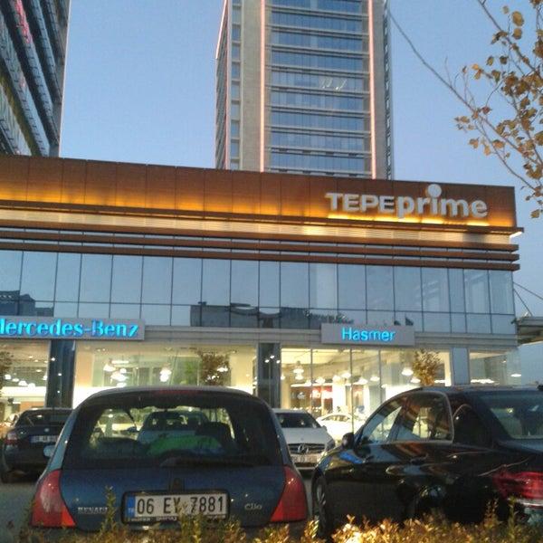 Das Foto wurde bei Tepe Prime Avenue von 'Sinan K. am 10/11/2013 aufgenommen