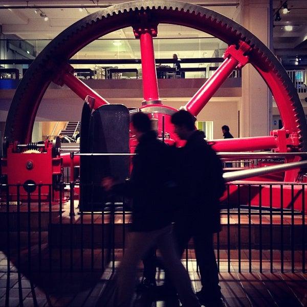 10/1/2012 tarihinde Filmatuziyaretçi tarafından Science Museum'de çekilen fotoğraf