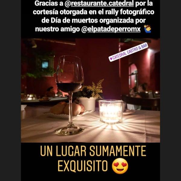 Foto tomada en Catedral Restaurante & Bar por CARLOS D. el 11/8/2018