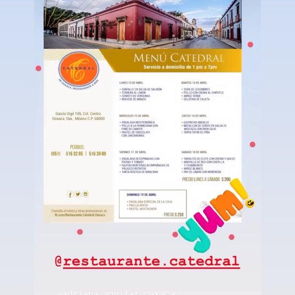 4/13/2020에 Restaurante Catedral님이 Catedral Restaurante & Bar에서 찍은 사진