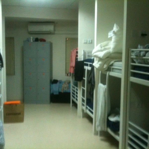 Photo Taken At Wow Hostel By Ruben M On 12 25 2012