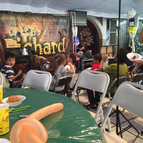 Magic Garden Eventos General Entertainment