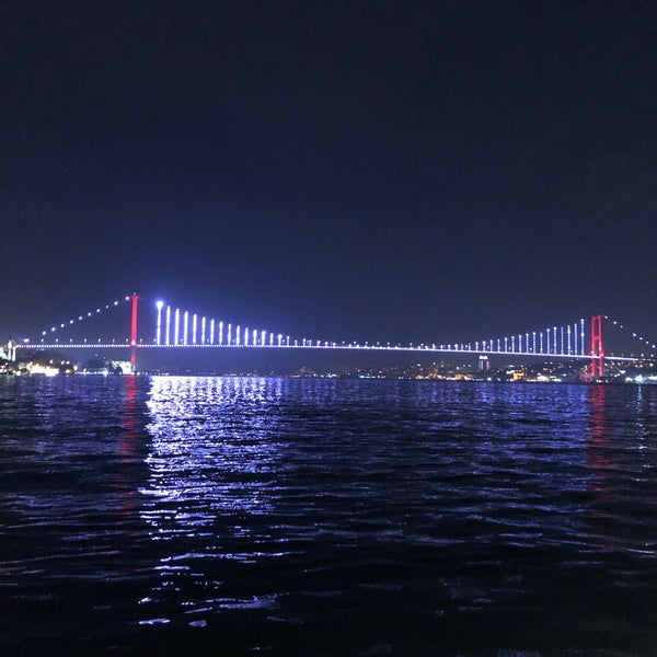Photo prise au İnci Bosphorus par Çağatay K. le12/14/2019