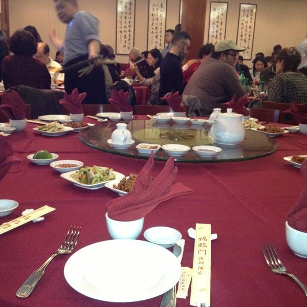 2/10/2013에 Teresa C.님이 Oriental Garden 福臨門海鮮酒家에서 찍은 사진