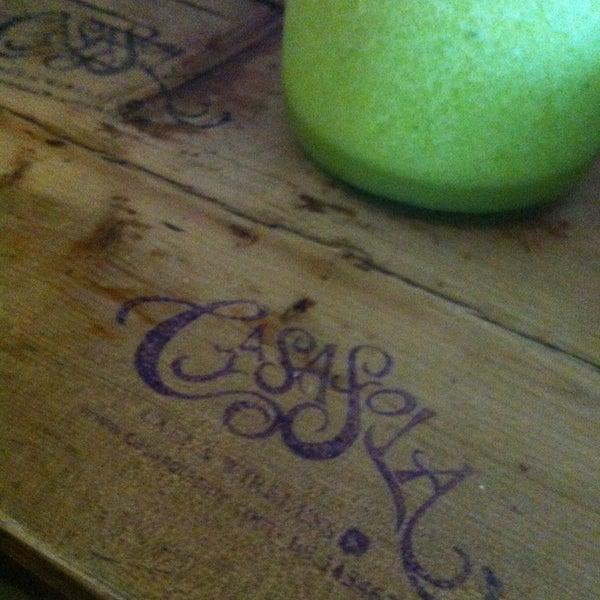 Снимок сделан в Casasola Café & Brunch пользователем Frank C. 8/20/2013