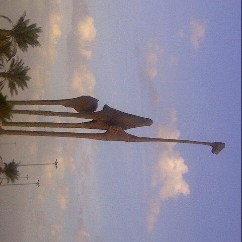 Camel Roundabout Jeddah