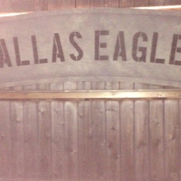 Foto diambil di Dallas Eagle oleh Nathan M. pada 6/12/2014