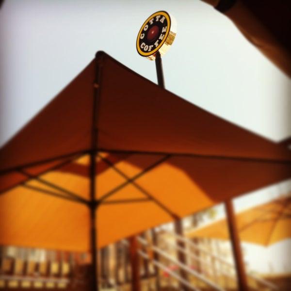 Foto tirada no(a) Cotta Coffee por Gunes O. em 5/1/2013