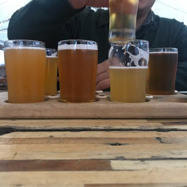 Снимок сделан в Peddler Brewing Company пользователем Casey 9/23/2018