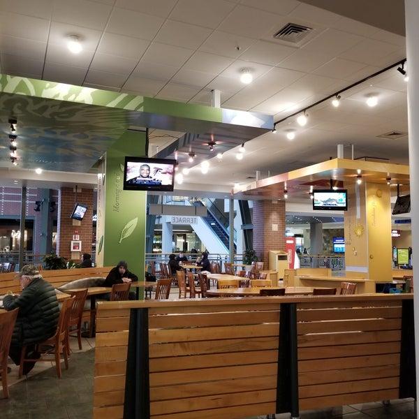 River Park Square Food Court