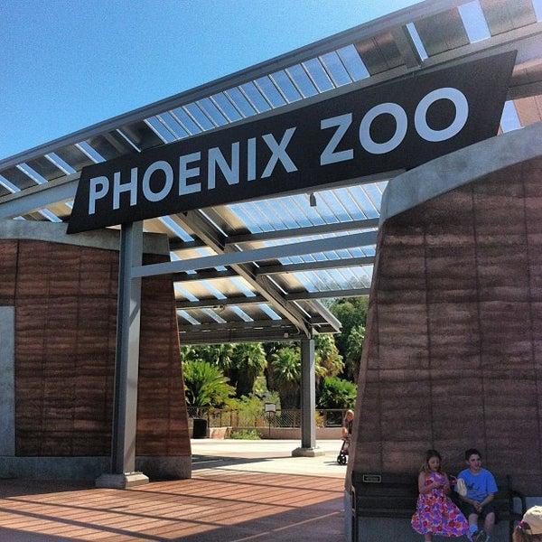 Снимок сделан в Phoenix Zoo пользователем Coni 3/25/2013