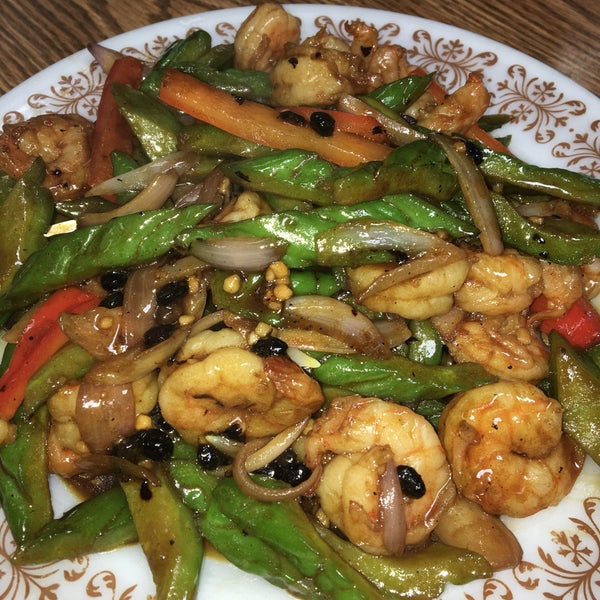 Wok In Chinese American Food - Chinese Restaurant