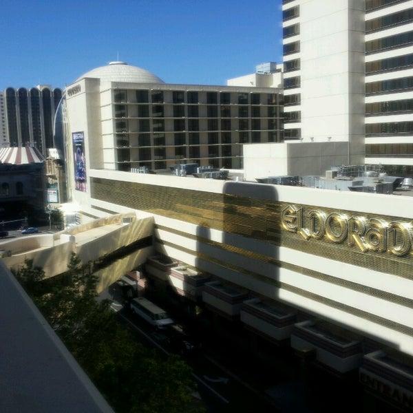 Снимок сделан в Eldorado Resort Casino пользователем Lawrence W. 8/15/2014