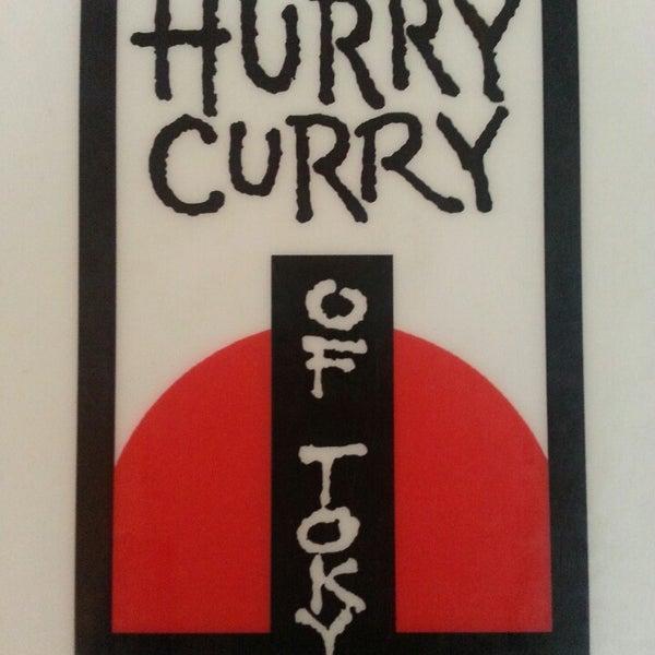 Foto tirada no(a) Hurry Curry of Tokyo por Dean C. em 6/30/2013