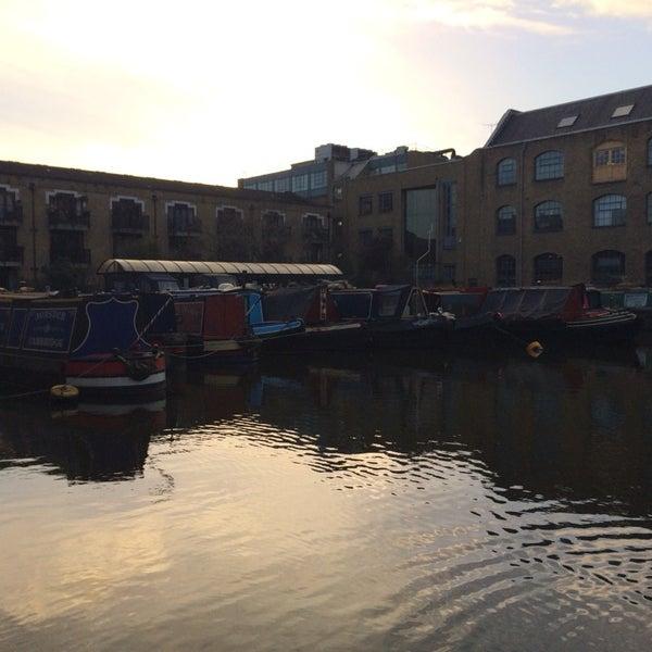 รูปภาพถ่ายที่ London Canal Museum โดย Leticia C. เมื่อ 12/19/2013
