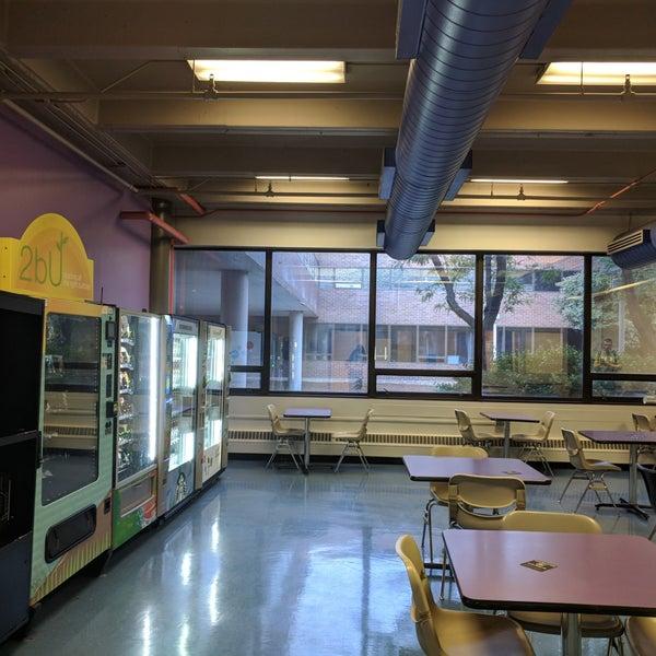 West Classroom Building