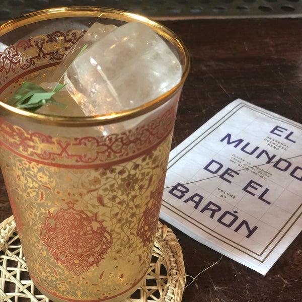 Photo taken at EL BARÓN - Café & Liquor Bar by Angela on 9/8/2018