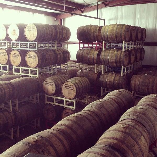 Das Foto wurde bei Newport Storm Brewery von Eric M. am 5/4/2013 aufgenommen