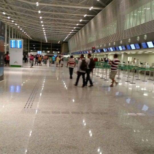 7/22/2014にGeraldo M.がAeroporto Internacional de Natal / São Gonçalo do Amarante (NAT)で撮った写真