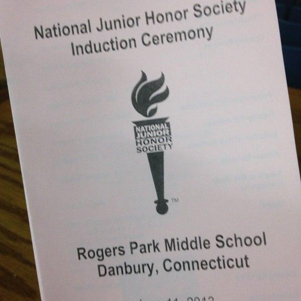 Photos at Rogers Park Middle School - Danbury, CT