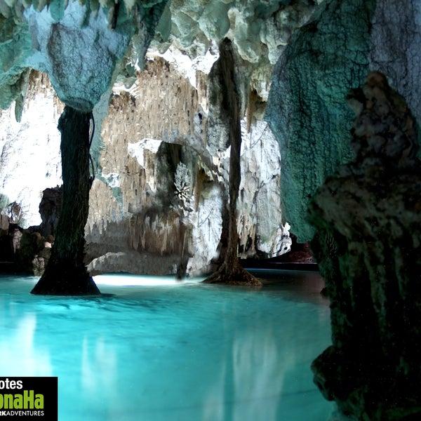 Formaciones en Cenotes Labnaha!