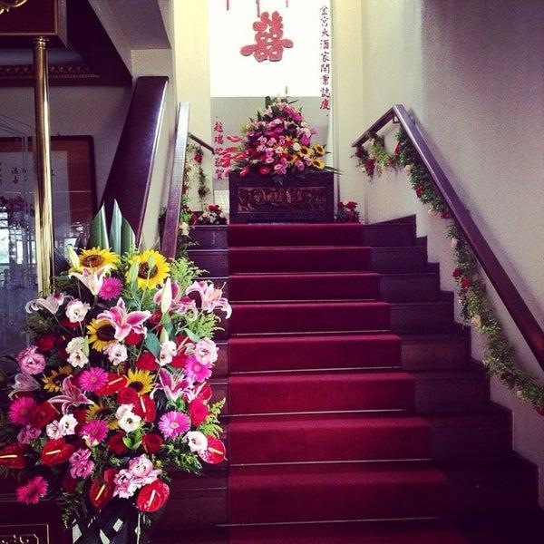Снимок сделан в Golden Plaza Chinese Restaurant пользователем Tiffany 12/23/2012