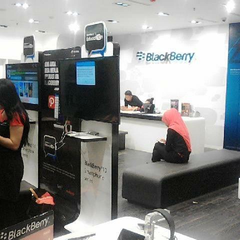 Blackberry shop