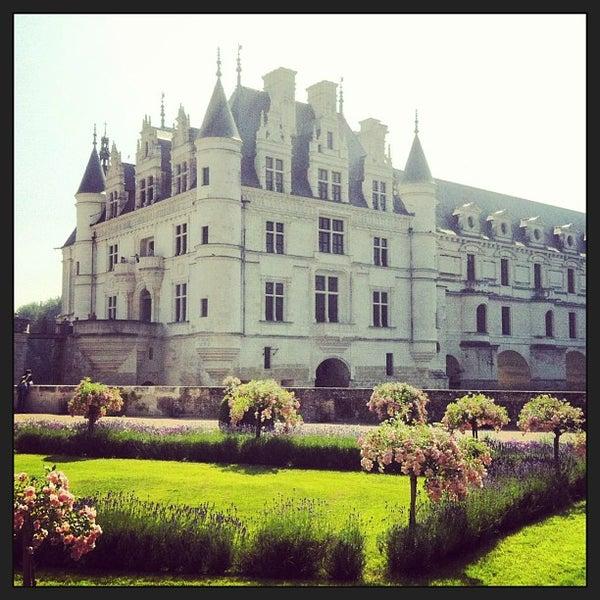 7/14/2013에 Romain P.님이 Château de Chenonceau에서 찍은 사진