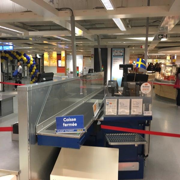 Photo Taken At IKEA Cuisine Et Salle De Bain By Shuji M. On 11/