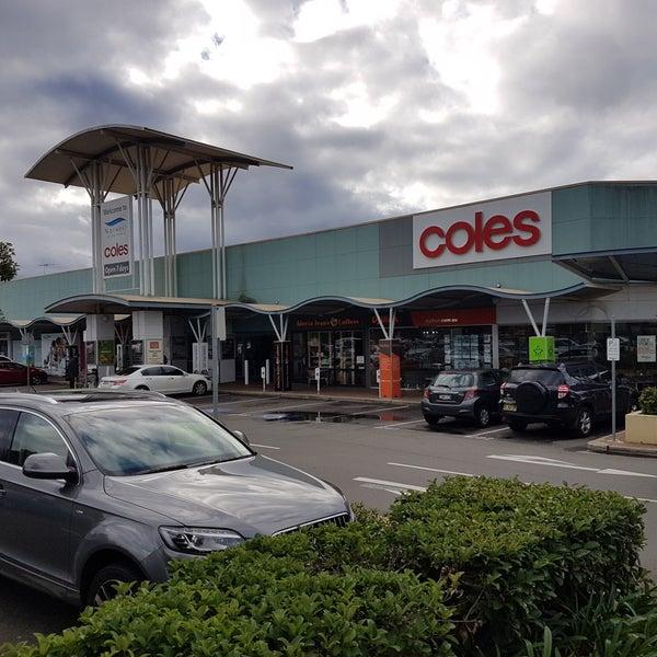 Coles - Baulkham Hills, NSW