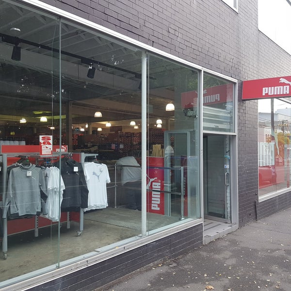 Puma Factory Outlet - Alexandria, NSW