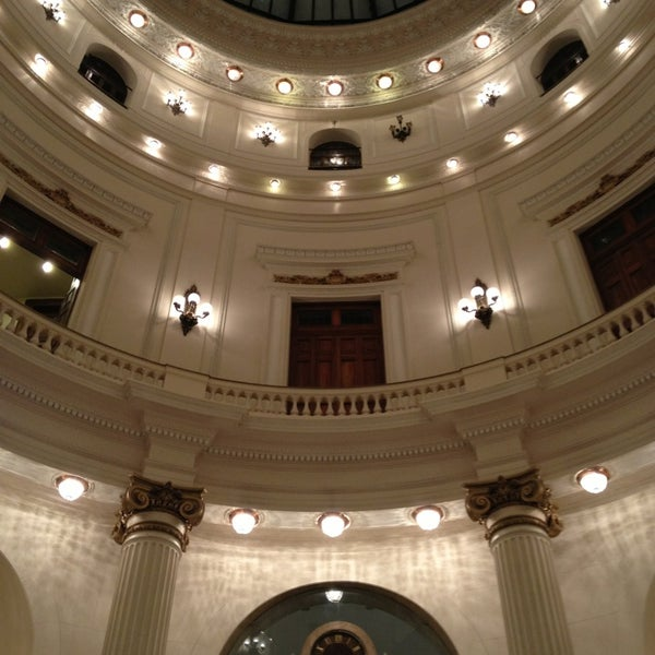 Photo taken at Centro Cultural Banco do Brasil (CCBB) by Drika L. on 3/28/2013