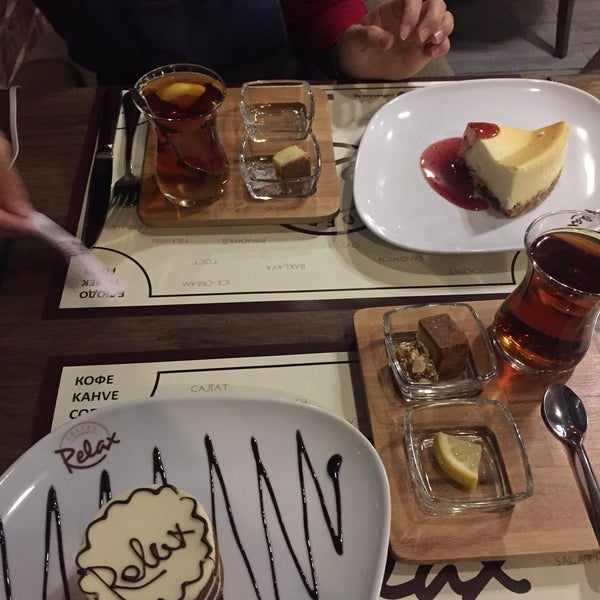 Foto scattata a Coffee Relax da Muhammet D. il 2/2/2017