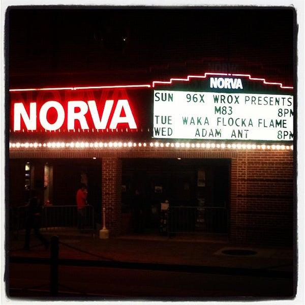9/30/2012にJoe D.がThe NorVaで撮った写真
