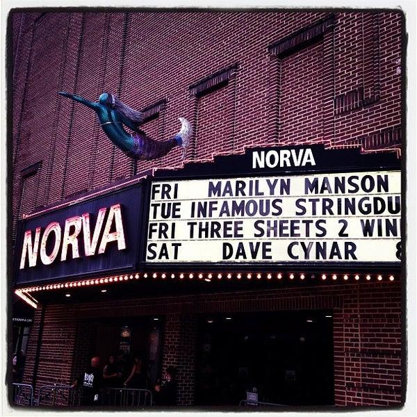 7/12/2013にJoe D.がThe NorVaで撮った写真