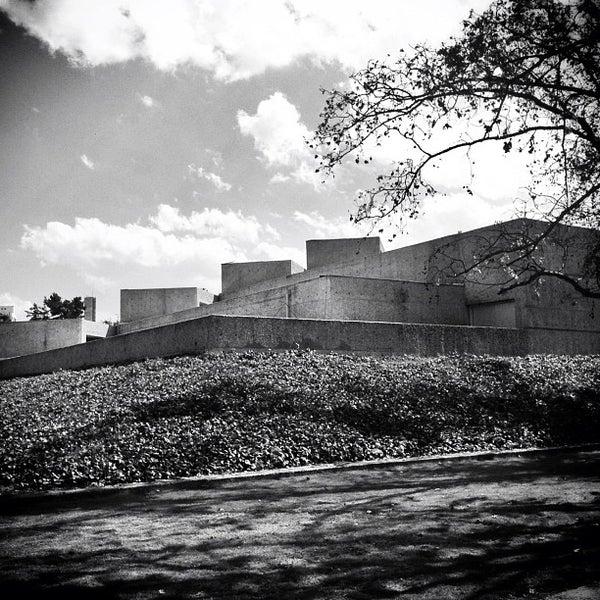 1/6/2013 tarihinde Waldemar A.ziyaretçi tarafından Museo Tamayo'de çekilen fotoğraf