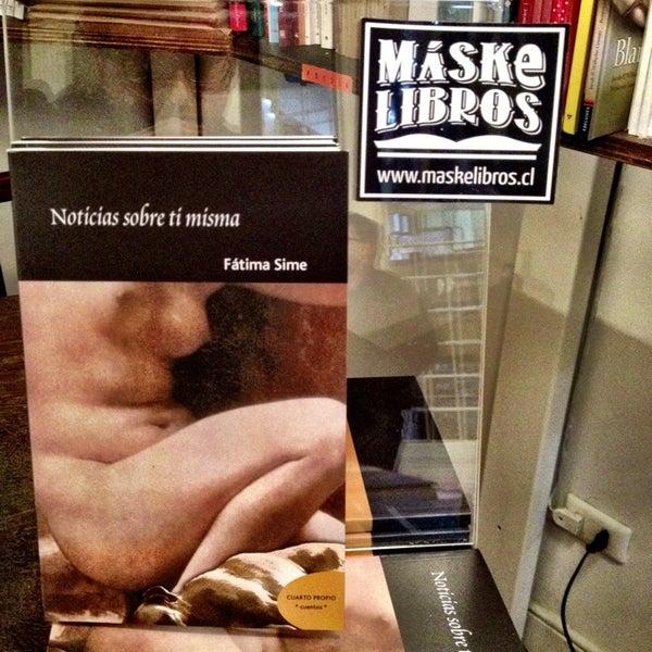 6/15/2013에 barrioitalia.tv님이 MásKe Libros에서 찍은 사진