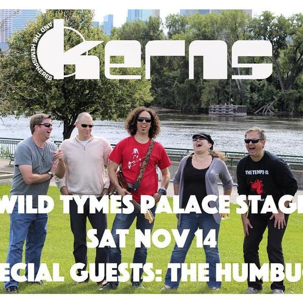 11/10/2015에 john k.님이 Wild Tymes Sports & Music Bar에서 찍은 사진
