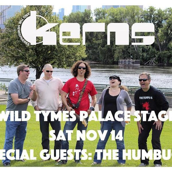 11/12/2015에 john k.님이 Wild Tymes Sports & Music Bar에서 찍은 사진