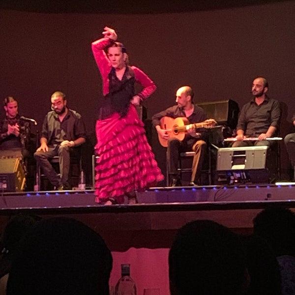 Das Foto wurde bei Palacio del Flamenco von Bdour am 7/10/2019 aufgenommen