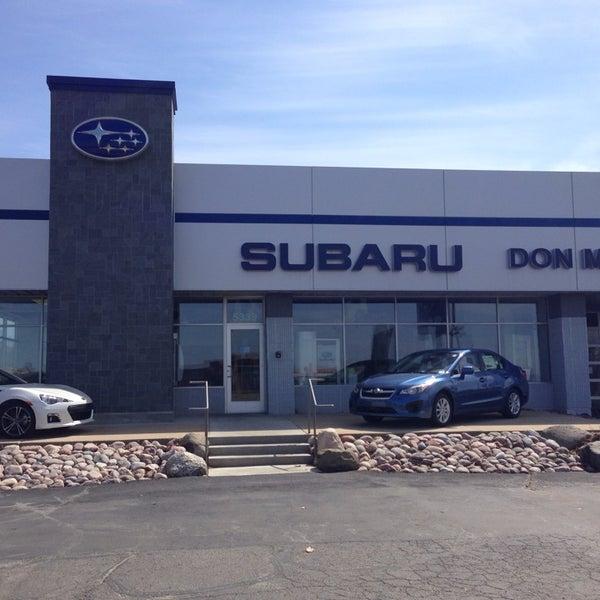 Don Miller Subaru East >> Don Miller Subaru East Auto Dealership In Madison