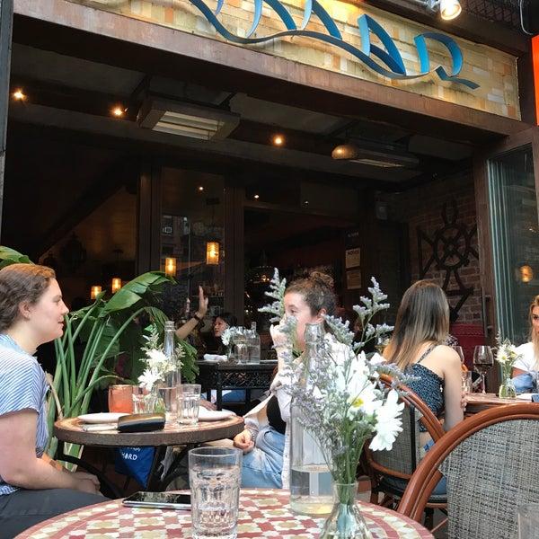 Photo prise au Nomad Restaurant par Katie M. le5/1/2018