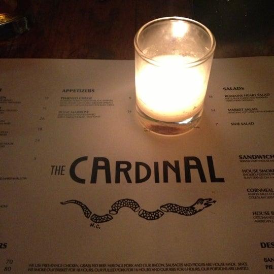 Foto tirada no(a) The Cardinal por Hunter W. em 10/7/2012