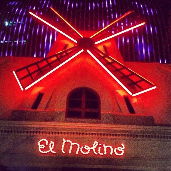 Foto tomada en El Molino por Tony T. el 12/8/2012