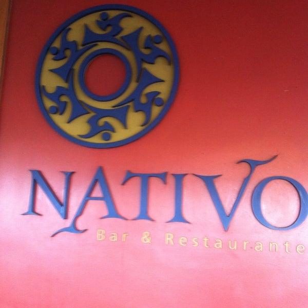 Foto tirada no(a) Nativo Bar e Restaurante por Sandra C. em 6/9/2013