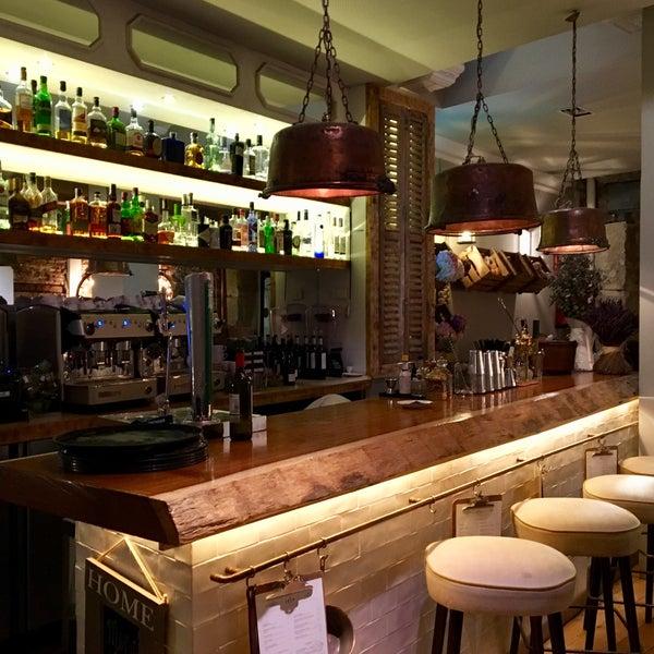 Photos At La Jefa Home Bar Recoletos Calle Recoletos 14