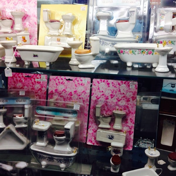 The Toy Box Dollhouses & Miniatures - Cocoa-Rockledge - 1
