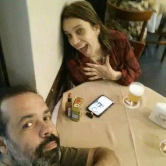 10/19/2014 tarihinde Alex B.ziyaretçi tarafından Pietro Casa do Chope'de çekilen fotoğraf