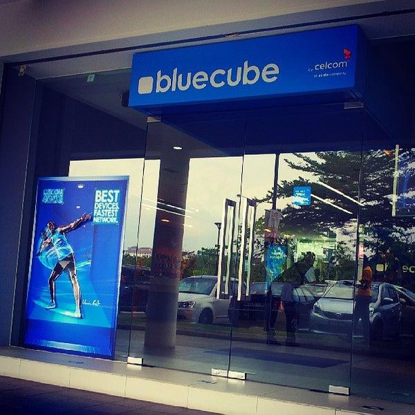 Celcom Blue Cube Seksyen 13 Laman Seri